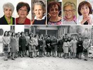 Le «brunette» del Ghislieri, 50 anni fa nel primo collegio misto d'Italia