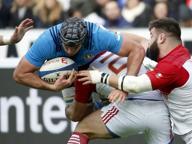Rugby, sabato c'è Italia-Sudafrica Azzurri contro muscoli e presunzione