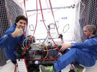 Catturare al lazo i rottami spaziali L'idea di 5 ricercatori del Politecnico