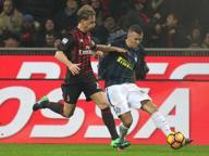 Milan-Inter 2-2: Suso ne fa due, i nerazzurri la riprendono al 92'