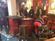 Juventus Fan Knifed in Seville Pub