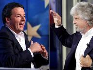 Scontro totale sul voto. Grillo: serial killer. Renzi: è in difficoltà