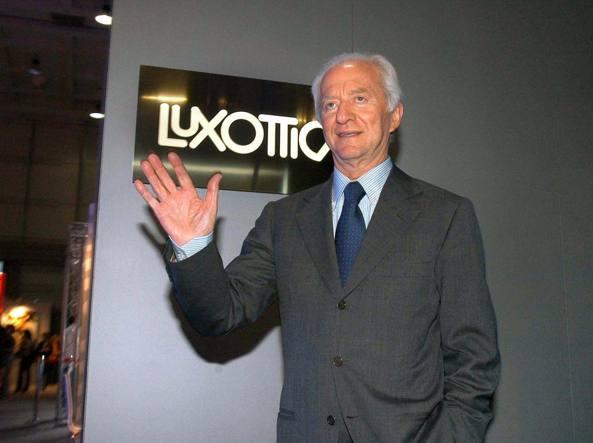Leonardo Del Vecchio (Imagoeconomica)