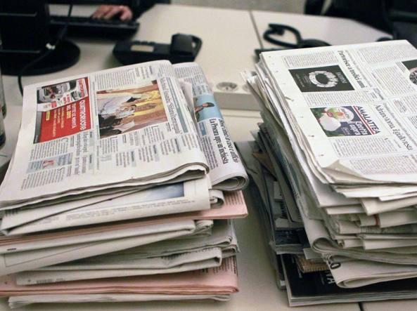 Editoria,persi 32% ricavi e 4.500 posti