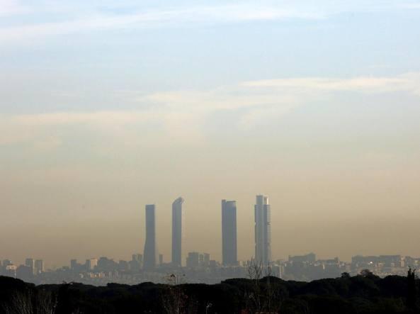 In Europa 470 mila persone morte per lo smog