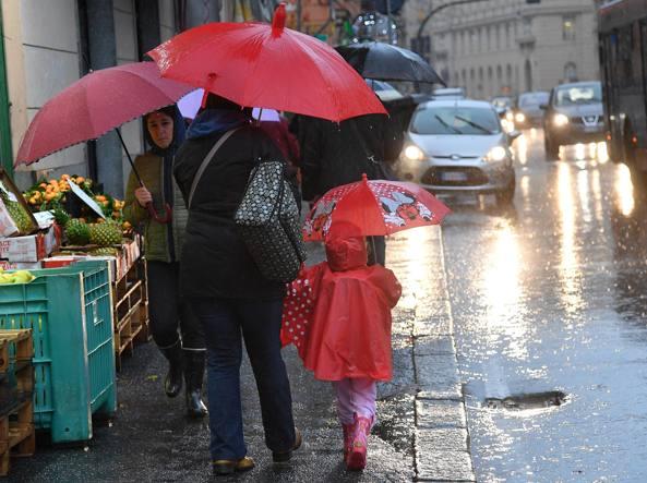 Frane, fulmini e un disperso: allerta maltempo nuovo incubo in Liguria