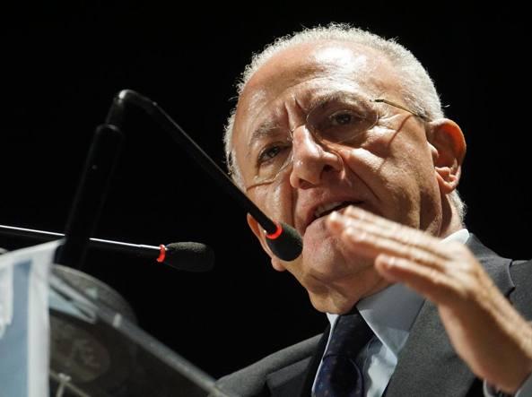 Emendamento De Luca congelato: la commissione Bilancio prende tempo