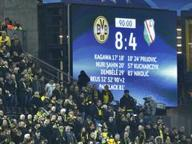 Borussia Dortmund-Legia show: l'8-4 è record assoluto di gol in Champions