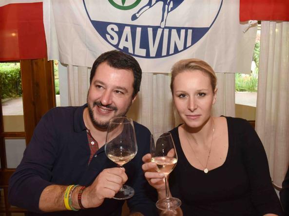 Marion Le Pen a Firenze: scontro con il sindaco Nardella