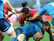 Rugby, Italia-Tonga 17-19, azzurri sconfitti all'ultimo minuto