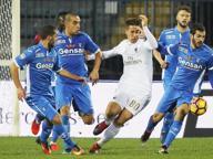 Empoli-Milan 1-1: a segno prima Lapadula, poi Saponara Live