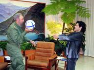 Castro, l'amico di Maradona Così Fidel lo aiutò a uscire dal tunnel