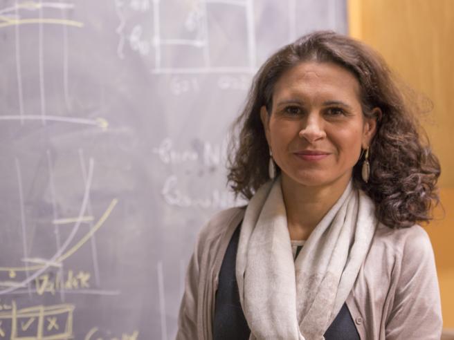 L'italiana genio di Harvard:«Con la matematica salvo l'ambiente»