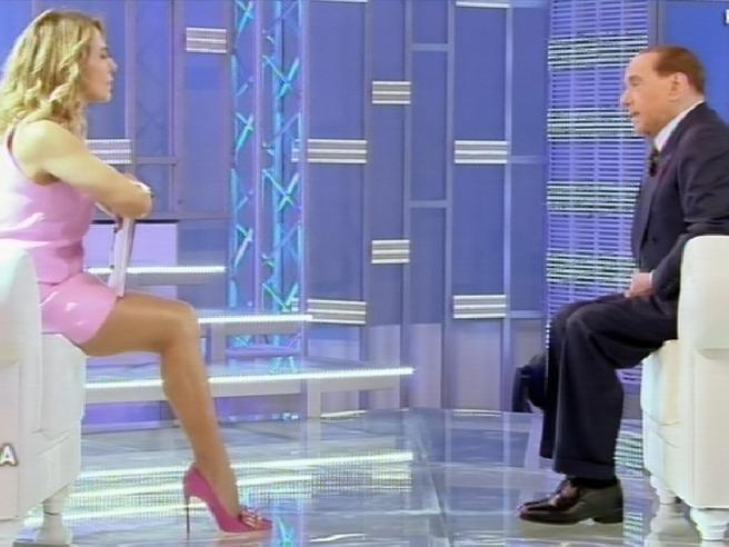 Berlusconi in tv: «Pensavo al ritiro, ma sono in campo per il Paese che amo»