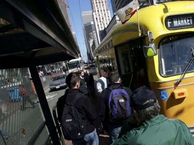 San Francisco,    hackerato il sistema di trasporto