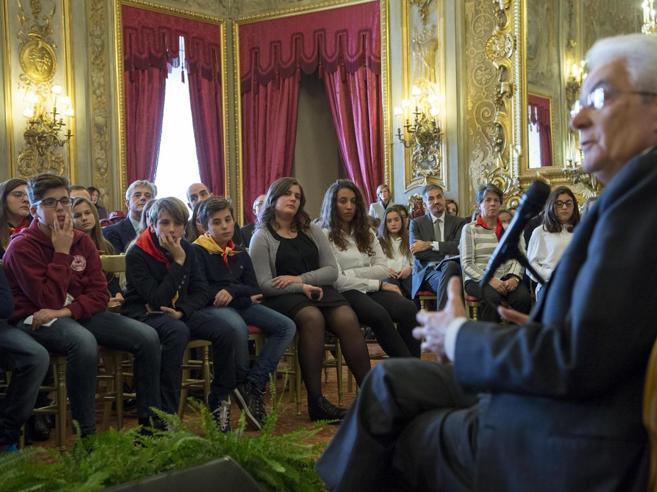 Mattarella: «Io arbitro, con  persuasione e suggerimenti»