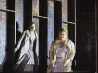 Un «Tristano e Isotta» minimalista Gatti sul podio, vince la musica