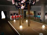 Nba Digital Exhibition, Finazzer Flory «Il basket è arte contemporanea»