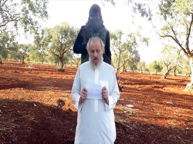 Siria, diffuso video-appello  di un italiano ostaggio da 7 mesi«Il governo intervenga»