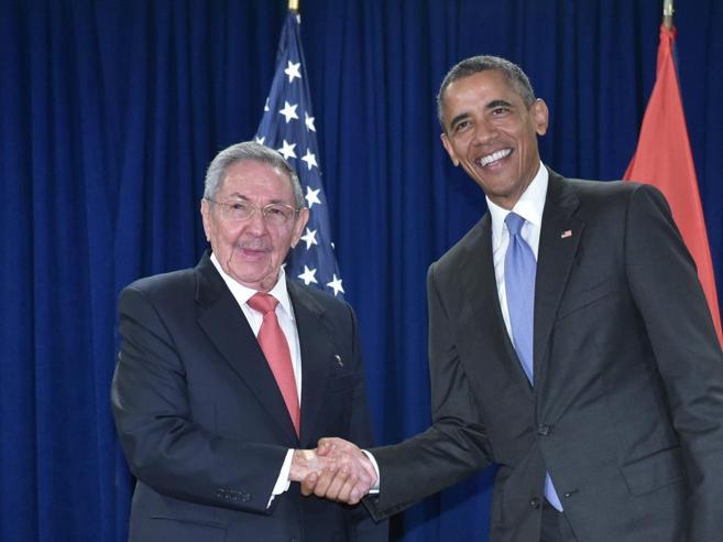 Obama e Biden non andrannoai funerali di Fidel Castro a L'Havana