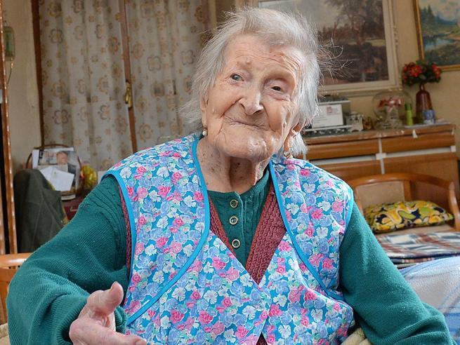 La persona più anziana del mondo oggi compie 117 anni