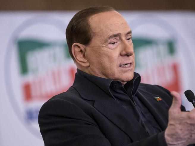 Berlusconi: «Vincerà il no, altrimenti  Renzi sarà padrone di tutto»