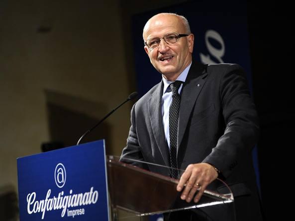 Giorgio Merletti confermato Presidente di Confartigianato