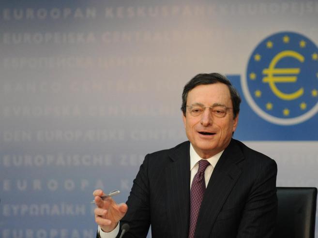 Draghi sul referendum: abbiamo strumenti per mantenere stabilità