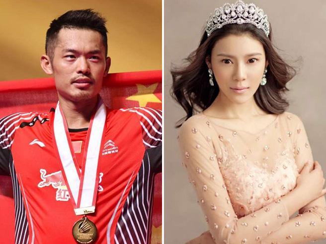 La relazione tra il campione di badminton e la miss indigna la Cina: costretti a scusarsi Foto