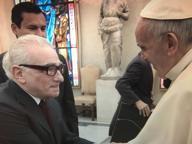 Il Papa riceve Scorsese, suo il film sul martirio dei Gesuiti in Giappone