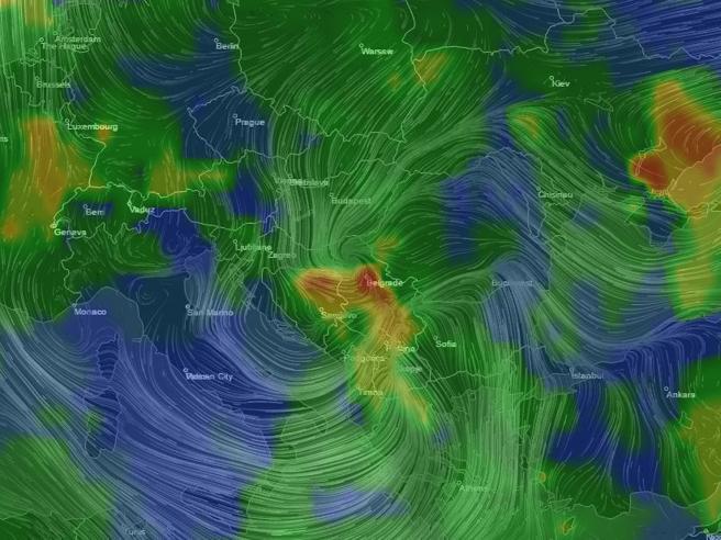 AirVisual Earth, la mappa per vedere cosa respiriamo (in diretta)