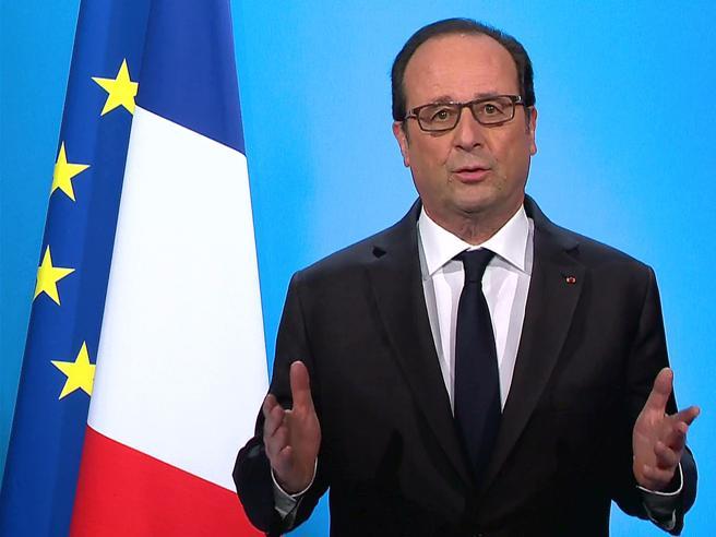 Presidenziali in Francia, l'annuncio di Hollande «Non mi ricandido»