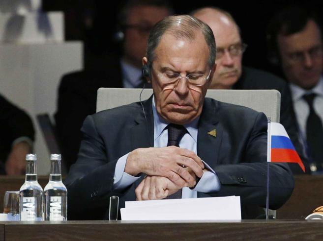 Lavrov: «La Russia è pronta a un nuovo disgelo con gli Stati Uniti»