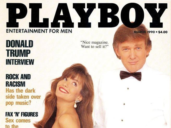Trump posava con le Playgirl, ora minaccia l'industria pornoQuel «club dei milionari» per l'economia Usa - La squadra