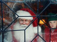 Babbo Natale in tv con uno spot d'autore