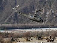 Prove tecniche di esercito Ue In Friuli esercitazione interforze
