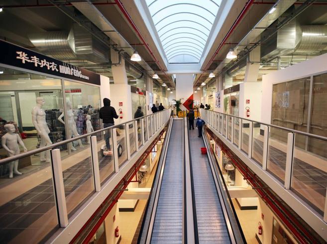 Apre il megastore cinese di Agrate400 negozi in 56mila metri quadri