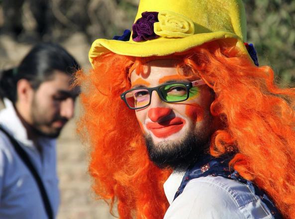 Aleppo: muore il clown Anas che faceva ridere i bambini