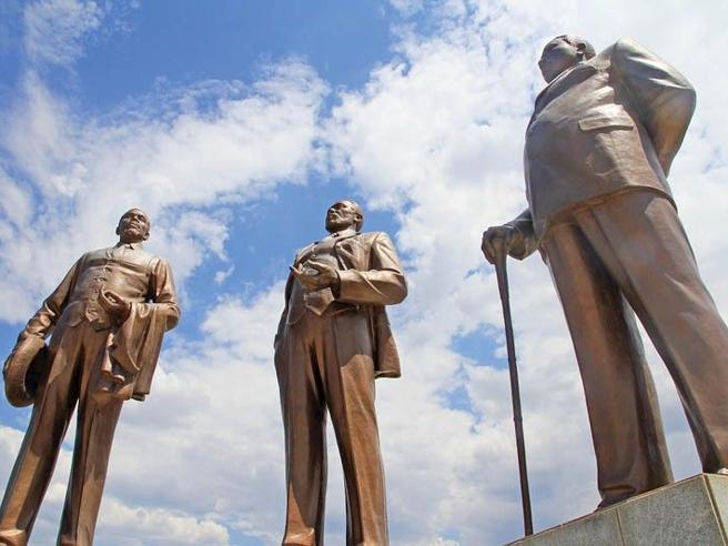 Le sanzioni Onu  decapitanol'export   di statue nordcoreane