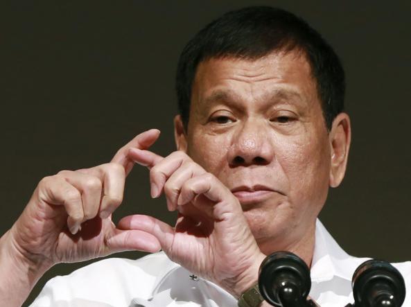 Guerra alla droga. Il filippino Duterte sostiene di avere l'avvallo di Trump