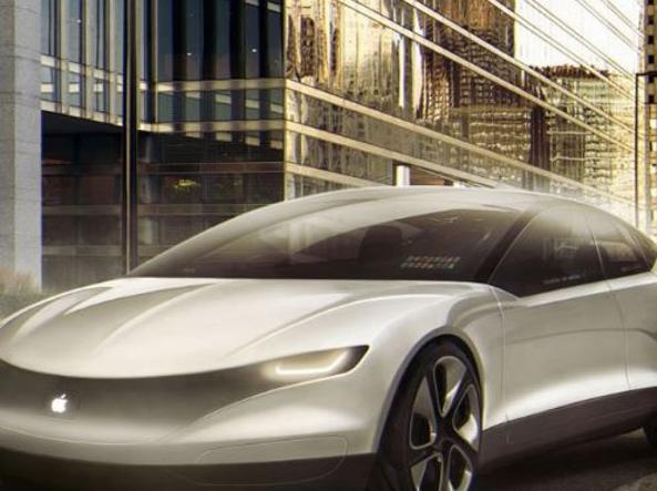 Apple, torna ad investire in auto che si guida da sola