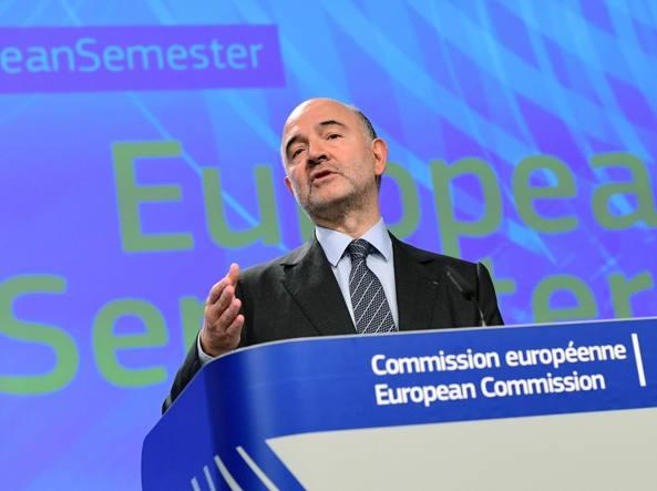 Governo, Moscovici: