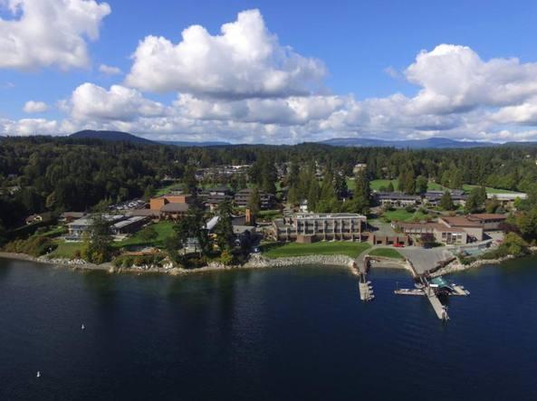 Una boarding school canadese, la Brentwood College School,  Vancouver