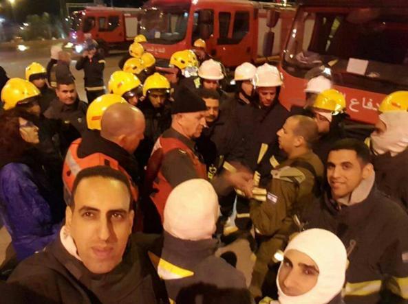 Israele: fiamme si avvicinano a Gerusalemme