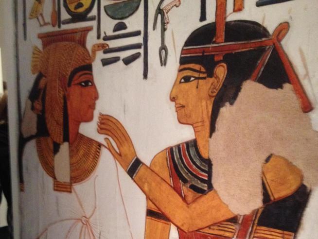 Scoperti al Museo Egizio resti  della regina Nefertari|Le foto