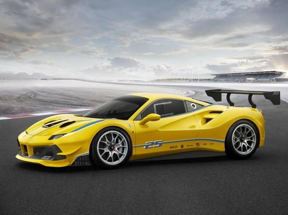 Ferrari J50, la 488 Spider diventa