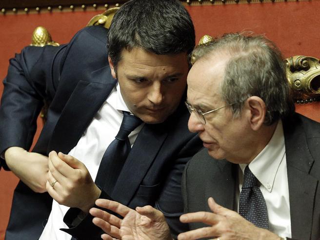 Renzi: governo di responsabilità, poi voto. Venerdì le dimissioniManovra, si accelera: mercoledì il voto di fiducia al Senato