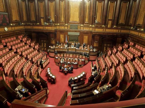 Legge elettorale italicum alla camera consultellum al for Camera del senato