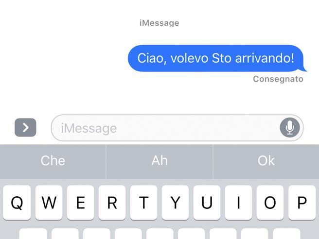 Ecco come eliminare lo «Sto arrivando!» dall'iPhone in modo facile e veloce