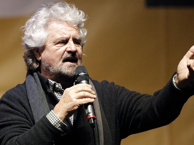 Grillo: «Sceglieremo online il nostro premier, governo e candidati»